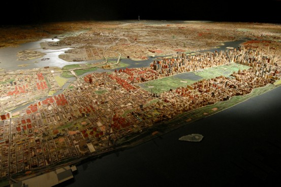 The Panorama at the Queens Museum of Art