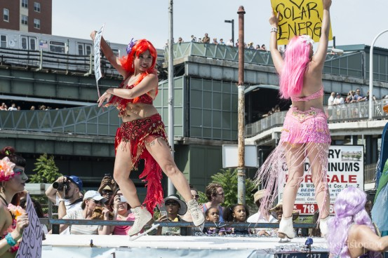 The 2013 Coney Island Mermaid Parade