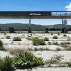 Deserted Gas Station in Cokeville, Wyoming